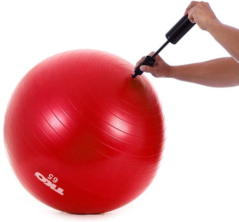 TKO Fitness Ball 65cm Red