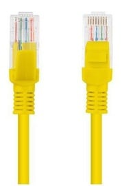 Lanberg Patch Cable UTP CAT5e 5m Yellow