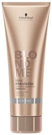 Schwarzkopf Blondme Tone Enhancing Bonding Shampoo Cold Blonde 250ml