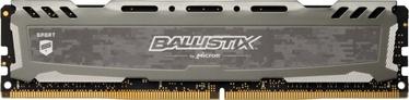 Crucial Ballistix Sport LT Gray 8GB 3200MHz CL16 DDR4 BLS8G4D32AESBK