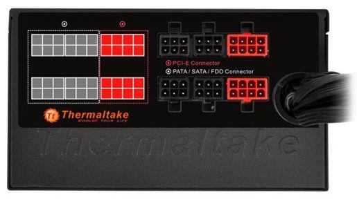 Thermaltake ATX 2.3 Smart SE 530W PS-SPS-0530MPCGEU-1