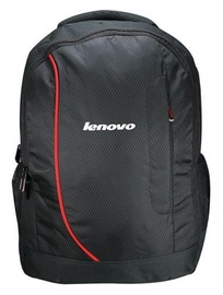 """Lenovo Notebook Backpack For 15.6"""" Black"""