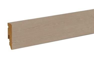 Põrandaliist FU062L, 2,4 m