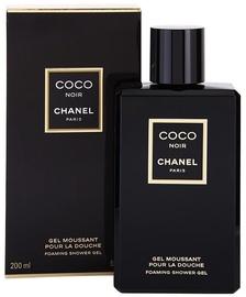 Chanel Coco Noir 200ml Shower Gel