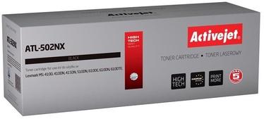 Tonera kasete Activejet Replacement Toner For Lexmark 502X/50F2X00 Black ATL-502NX