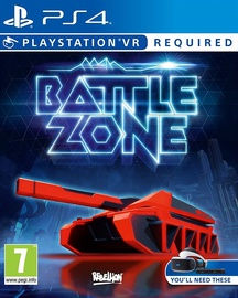 Игра для PlayStation 4 (PS4) VR Battlezone PS