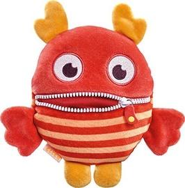 Pliušinis žaislas Schmidt Troublemaker Ellen Small 42493, raudonas, 22 cm