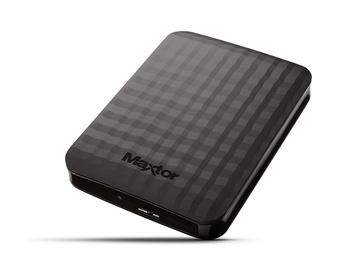 "Išorinis kietasis diskas Maxtor STSHX-M500TCBM, 2,5"", 500 GB, USB 3,0"