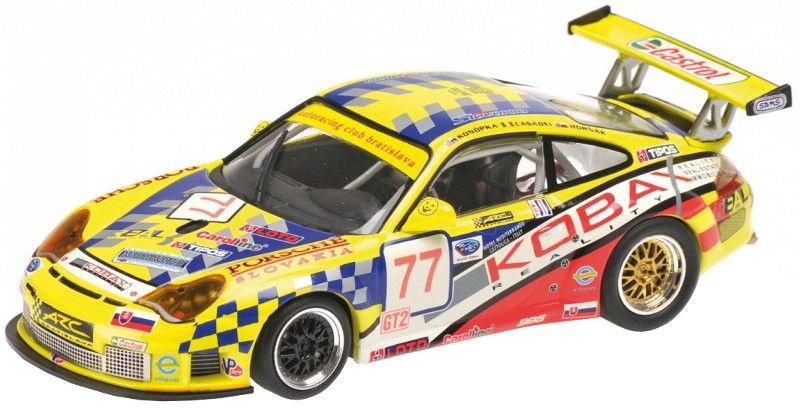 Minichamps Porsche 911 GT3 RSR Autoracing Club Bratislava 2008