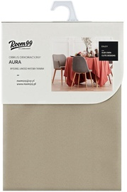 Room99 Aura Tablecloth 140x260cm Beige