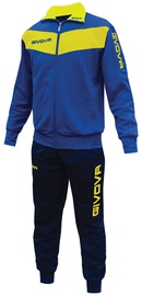 Givova Visa Blue Yellow XS