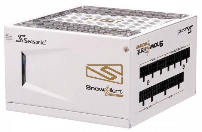 Seasonic Prime Snow Silent PSU 80 Plus Gold 550W