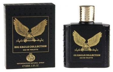 Tualetes ūdens Real Time Big Eagle Collection Black 100ml EDT