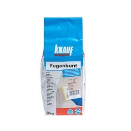 Plytelių glaistas Knauf Bahamebeige 2 kg, šviesiai kakavinis