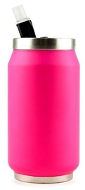 Yoko Design Isotherm Tin Can Fluo Pink S