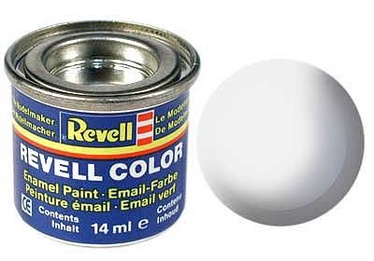 Revell Email Color 14ml Matt RAL 9001 White 32105