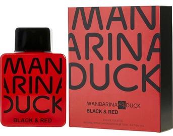 Tualettvesi Mandarina Duck Black & Red 100ml EDT