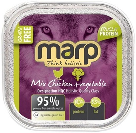 Marp Chicken With Vegetables Holistic 100g