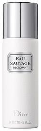 Christian Dior Eau Sauvage 150ml Deodorant Spray