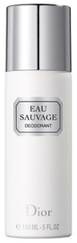 Christian Dior Eau Sauvage 150ml Deodorant Spray