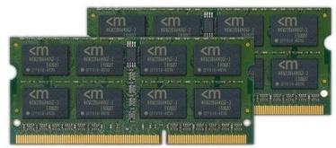 Mushkin Essentials 32GB 1866MHz CL13 DDR3 SO-DIMM Kit Of 2 MES3S186DM16G28X2
