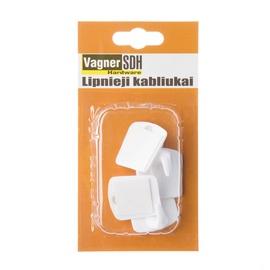 Plastikiniai kabliukai Vagner SDH, 4 vnt.