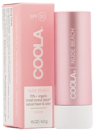 Coola Tinted Mineral Liplux SPF30 4.2g Nude Beach