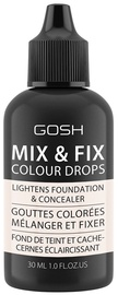 Korektors Gosh Mix & Fix Colour Drops 01, 30 ml