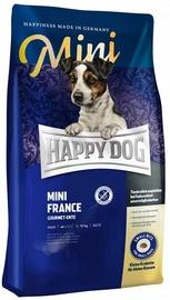 Сухой корм для собак Happy Dog Mini France w/ Duck 4 kg