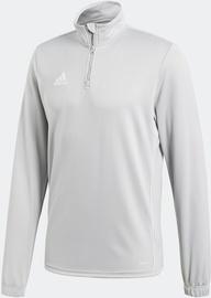Adidas Core 18 Training Top Sweatshirt Gray 2XL