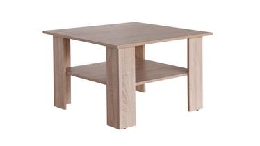 Kafijas galdiņš WIPMEB Promo II 75, ozola, 750x750x480 mm