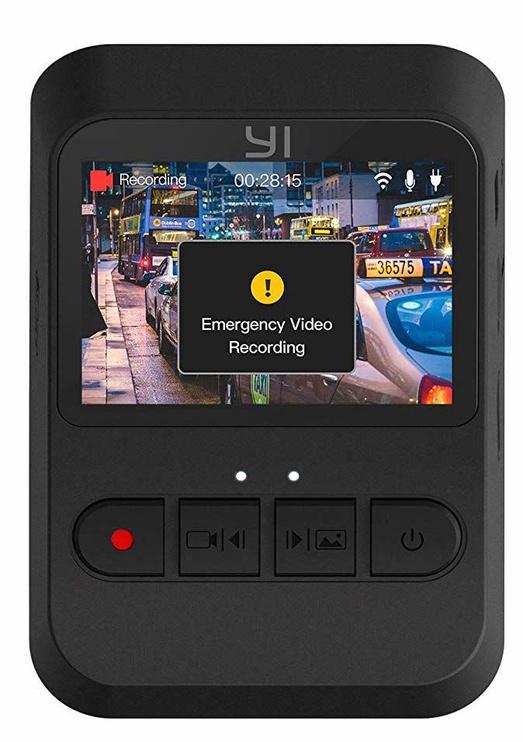 Vaizdo registratorius Xiaomi Yi Mini Black