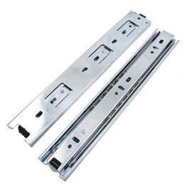 Vagner SDH Drawer Rail Set 550x45mm Silver