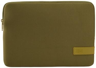 Сумка для ноутбука Case Logic Reflect Laptop Sleeve Capulet Olive/Green Olive, оливково-зеленый, 13.3″