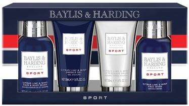 Baylis & Harding Citrus Lime & Mint 4pcs