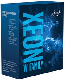 Intel® Xeon® W-2123 3.6GHz 8.25MB BOX BX80673W2123