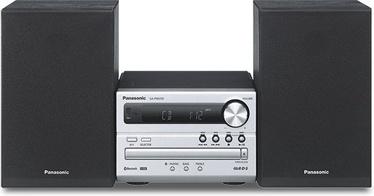 Muusikakeskus Panasonic SC-PM254EG-S, 20 W, must