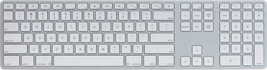 Matias Wireless Aluminum Keyboard Silver