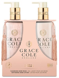 Grace Cole Ginger Hand Care Duo 300ml Ginger Lily & Mandarin
