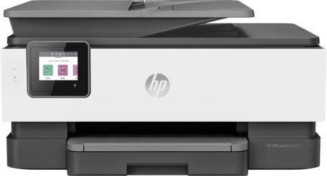 Многофункциональный принтер HP OfficeJet Pro 8022 All-in-One, струйный, цветной
