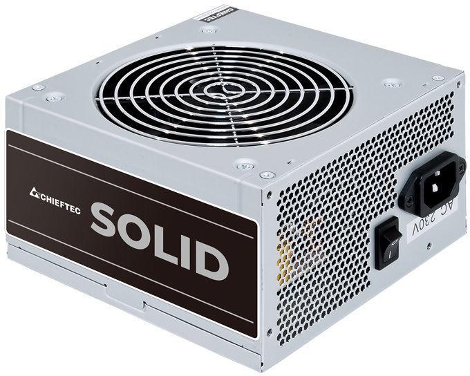 Chieftec SOLID Series PSU 600W