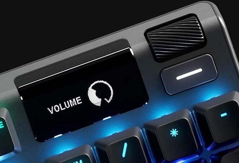 Игровая клавиатура Steelseries Apex Pro OmniPoint Adjustable Black EN