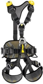 Petzl AVAO Bod Fast European Version Black/Yellow 2