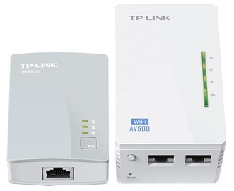 TP-Link TL-WPA4220 Powerline Extender Twin Pack