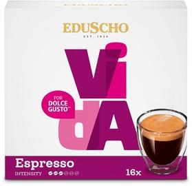 Eduscho Vida Dolce Gusto Espresso 16 Capsules