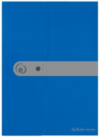 Herlitz Document Folder Easy Orga A4 11206703 Opaque Blue