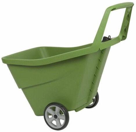 Prosperplast Load & Go III Wheelbarrow Green
