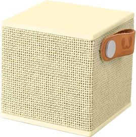 Belaidė kolonėlė Fresh 'n Rebel Rockbox Cube Fabriq Edition Buttercup