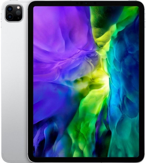 Apple iPad Pro 11 Wi-Fi+4G (2020) 128GB Silver