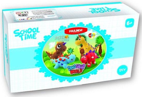 Paulinda Super Dough Dinosaur World Set